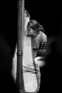 Vera Schnider of Ensemble Proton Bern.