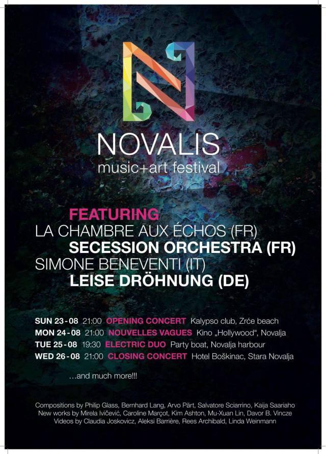 Novalis15 Poster